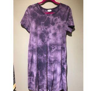 LuLaRoe Tie Dye Carly